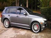 2010 porsche Porsche Cayenne GTS Sport Utility 4-Door
